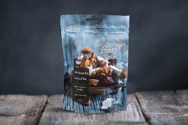 Nøttemiks med kokosflak fra Made By Berit Nordstrand