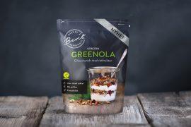Vegansk granola fra Made By Berit Nordstrand