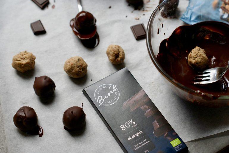 Sjokoladekuler fra Berit