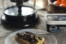 Suksessterte med honning og uten sukker fra Made By Berit Nordstrand