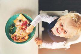 Sunne pannekaker til barna