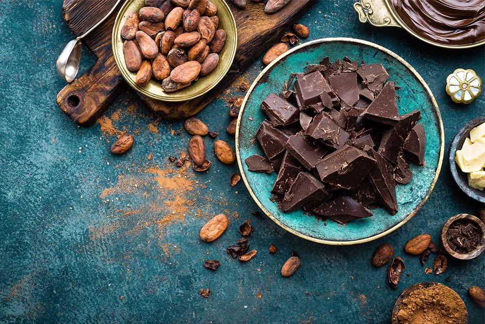 Fermentert sjokolade