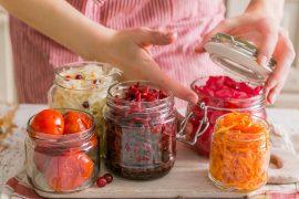 Fermentert mat og drikke