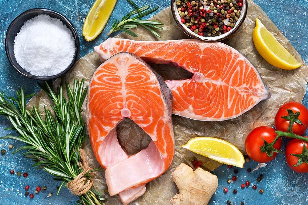 fet fisk omega 3