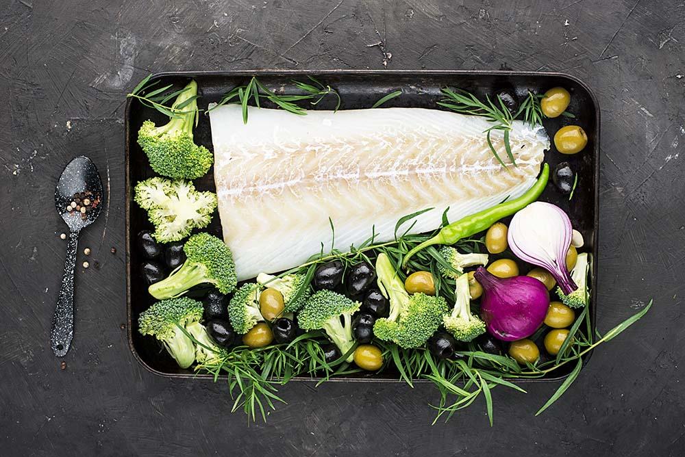 Tran og omega-3 fra fisk