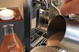 Melkefri kaffe mocca